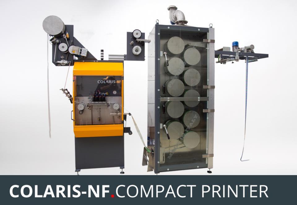 Colaris-NF.COMPACT for Narrow Fabrics - ZIMMER AUSTRIA
