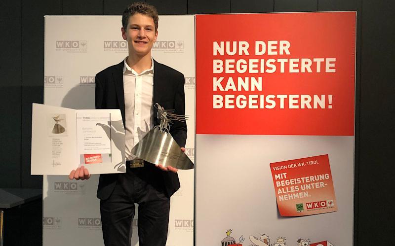 Benedikt Juffinger - Tyrol Skills 2018