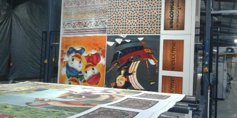 Mohtasham Carpet pioneers new ZIMMER AUSTRIA tech in Iran